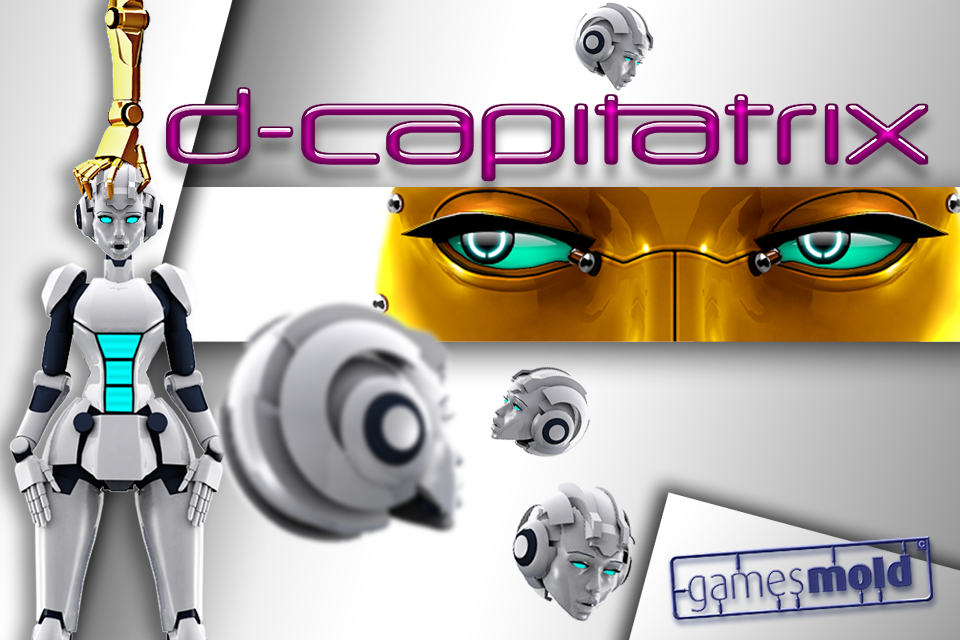 Screenshot d-capitatrix