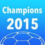 European Champions 2015